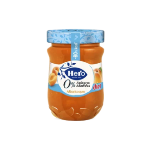 I103 Hero Diet, Confiture d'abricot 280g