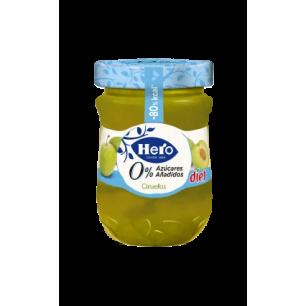 I105 Hero Diet, Confiture à la prune 280g