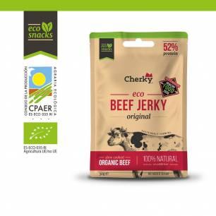 M202 Cherky Foods Beef Jerky Original, 30 g