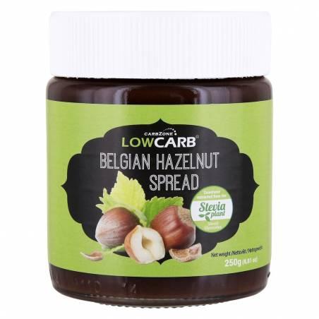 Belgian Hazelnut spread CarbZone 250 g