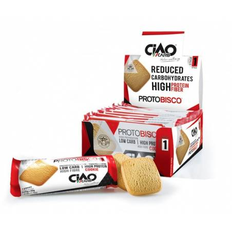 Biscuits ProtoBisco Cacao 2 X 25 g
