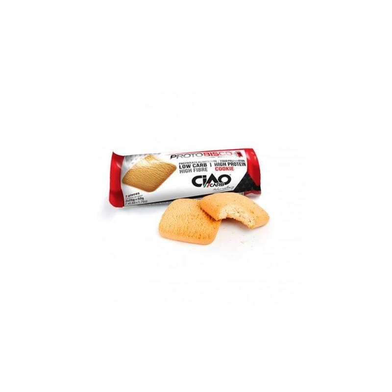 Biscuits ProtoBisco Vanille/Citron 2 X 25 g