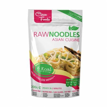 RawNoodles CleanFoods 200 g