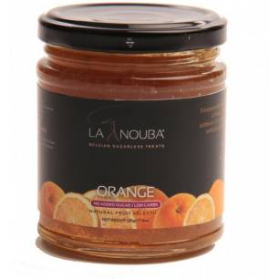Confiture à l'orange - La Nouba 215 g
