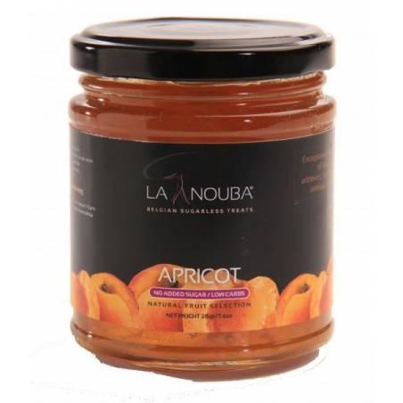 Confiture d'abricots - La Nouba 215 g