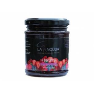 Confiture 4 Fruits - La Nouba 215 g