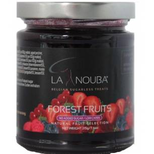 Confiture aux Fruits des bois - La Nouba 215 g