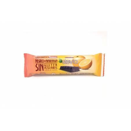 Barre chocolat noir / orange- Torras, 35 g