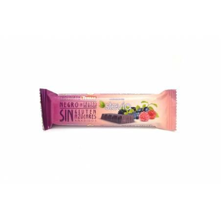 Barre chocolat noir / Fruits des Bois - Torras, 35 g