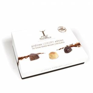 Pralines luxuary edition - Belgian Chocolates - 145 g