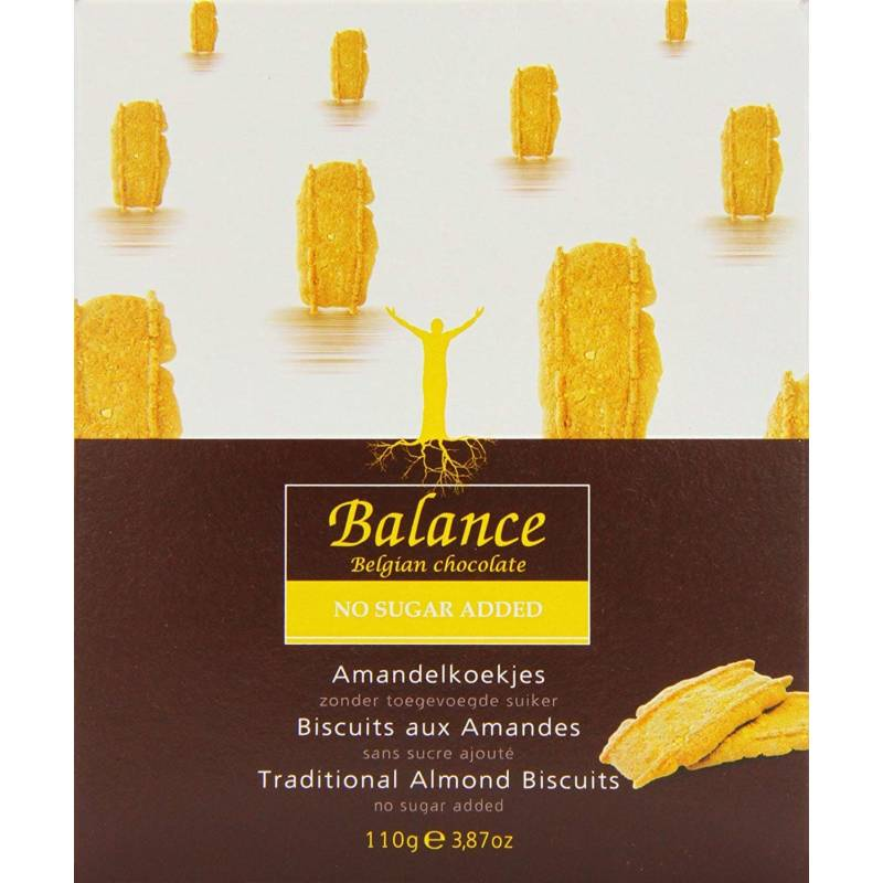 Traditionnels biscuits aux amandes, 110 g
