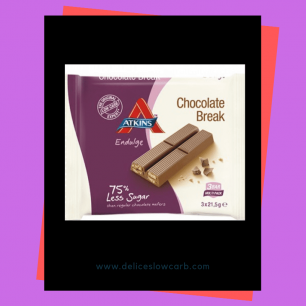 Chocolate Break Atkins 3 x 21.5 g (64.5 g)