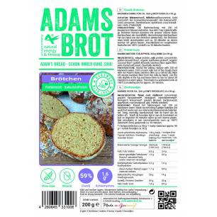 Adams Brot Brotchen 200 g