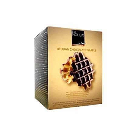 Gaufres au Chocolat Belges - La Nouba 180 g