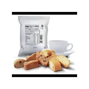 Protokiss vanille/citron Ciao Carb 50 g