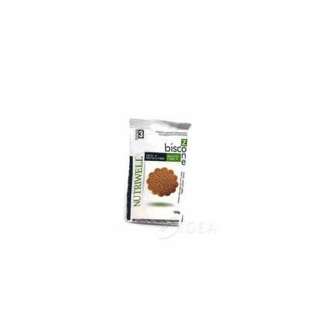 Biscozone Nutriwell 100 g saveur Amande