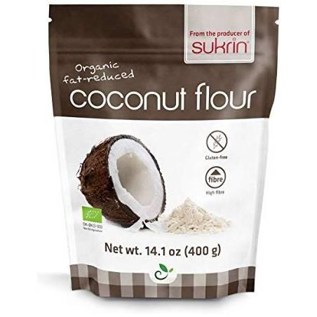 Farine de Coco 400 g, SUKRIN