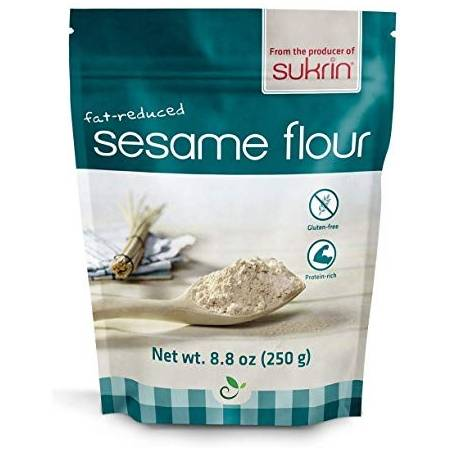 Sesame flour, Sukrin 250 g