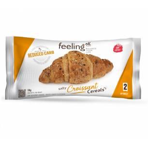 Feeling Ok Salty croissant...
