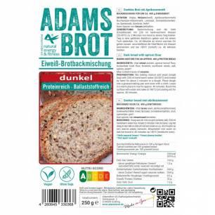 Adams Brot Dunkel 250 g