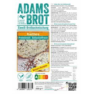 Adams Brot Helles 250 g