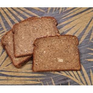Délices Low Carb Pain low carb aux amandes en tranches 250 g